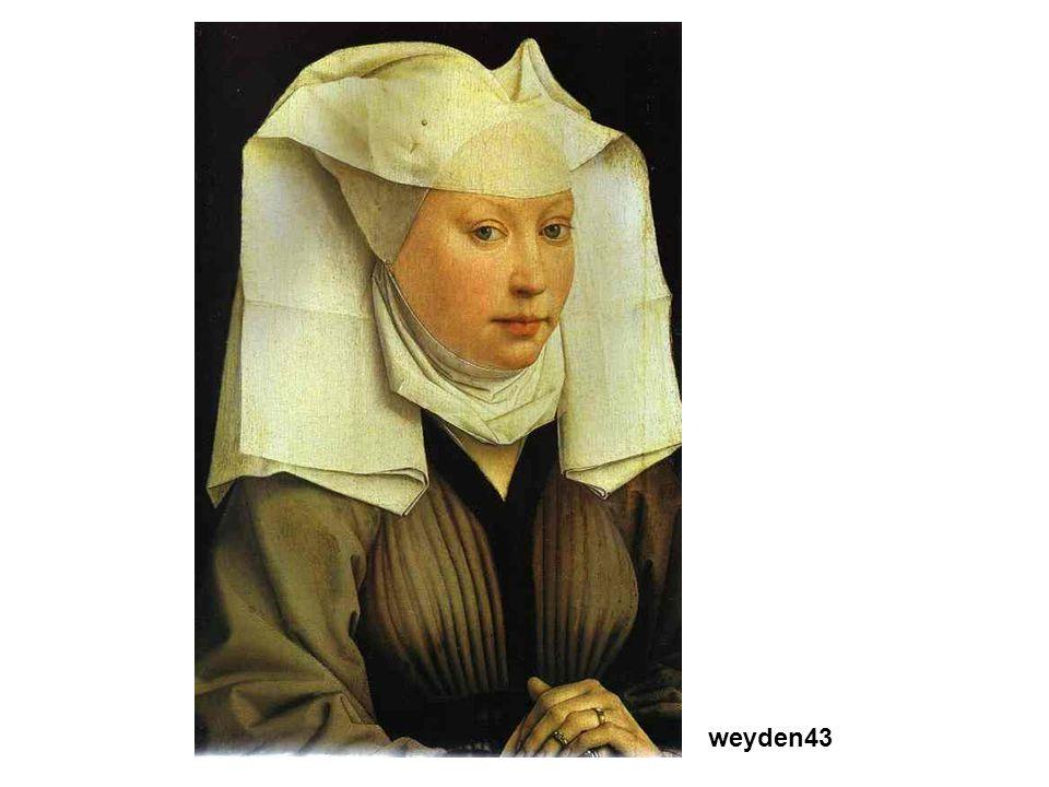 Gótikus művészet A XII. sz.-ban a francia királyok egyre erősödő központi hatalmat alakított ki. VI. és VII. Lajos, majd Fülöp weyden43
