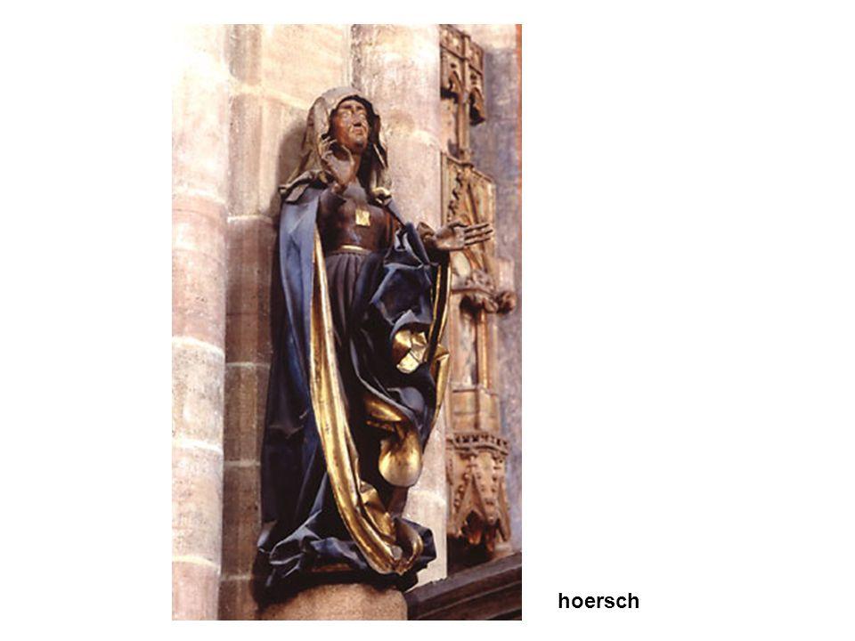 Gótikus művészet A XII. sz.-ban a francia királyok egyre erősödő központi hatalmat alakított ki. VI. és VII. Lajos, majd Fülöp hoersch