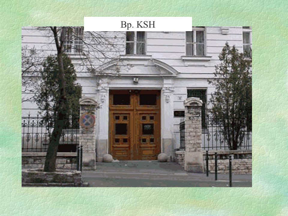 Bp. KSH