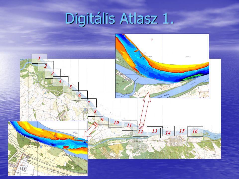 Digitális Atlasz 1. 1 2 3 4 5 6 7 8 9 10 11 12 13 14 15 16