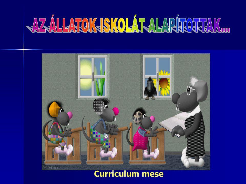 Curriculum mese
