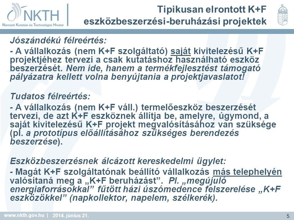 www.nkth.gov.hu | 5. 2014. június 21.