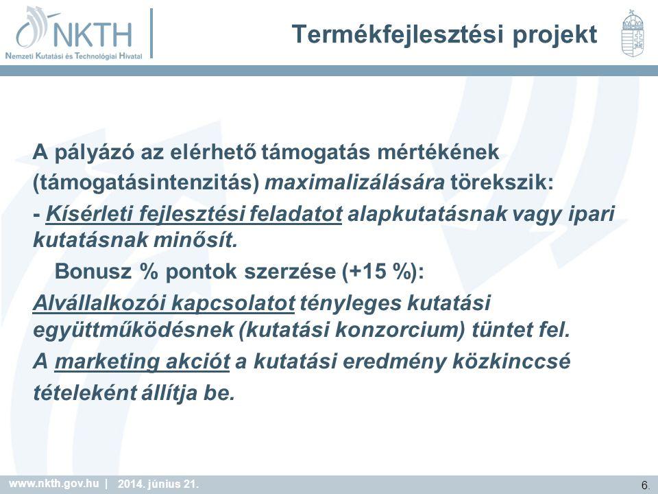 www.nkth.gov.hu | 6. 2014. június 21.