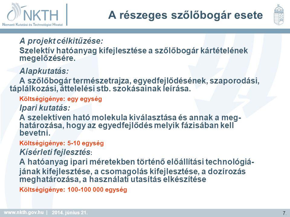 www.nkth.gov.hu | 7. 2014. június 21.