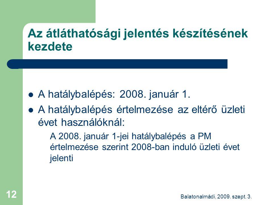 Balatonalmádi, 2009. szept. 3.