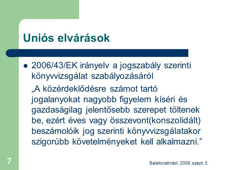 Balatonalmádi, 2009.szept. 3.