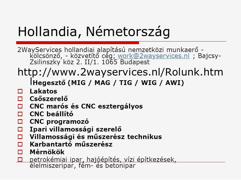 Példák Példa: UK Háziápolás £6.00-£8.05 (nappal), £7.08- £11.03 (esti és hétvégi műszak); a www.europass.hu honlapról letölthető angol nyelvű önéletrajz e-mailen történő elküldésével az alábbi emailcímre: SerenaEasy@completegroup.co.uk www.europass.hu SerenaEasy@completegroup.co.uk  Olvasd el a www.berbarometer.hu-n Levél Angliából I-IX.