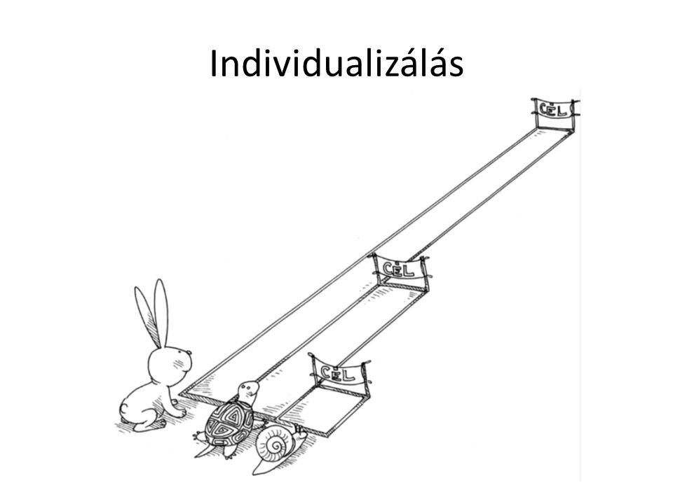 Individualizálás
