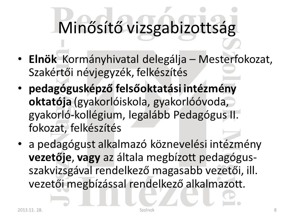 • Köszönöm megtisztelő figyelmüket Szymczak Judit 2013.11. 28.Szolnok19