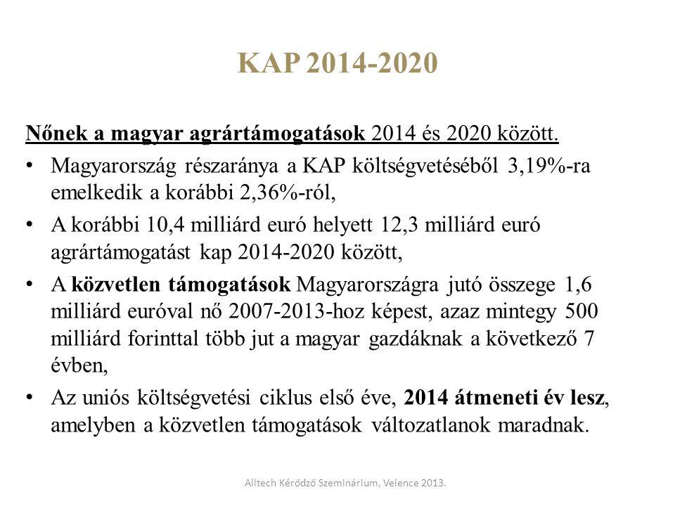 KAP 2007-2013 I.pillérII.