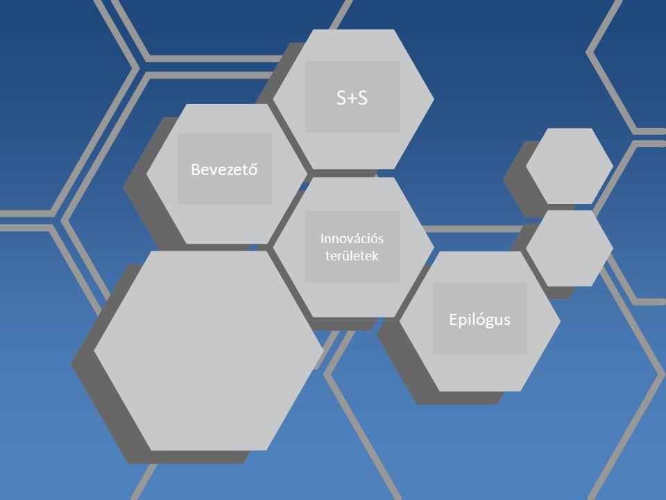 Bevezető Innovációs területek S+S Epilógus