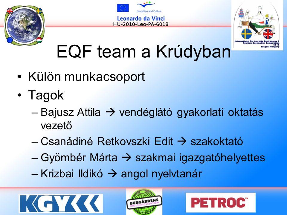 Tevékenységeink (2010.szept-2012. ápr.) •Bemutattuk a magyar képzési rendszer felépítését  2010.