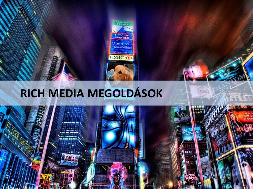RICH MEDIA MEGOLDÁSOK