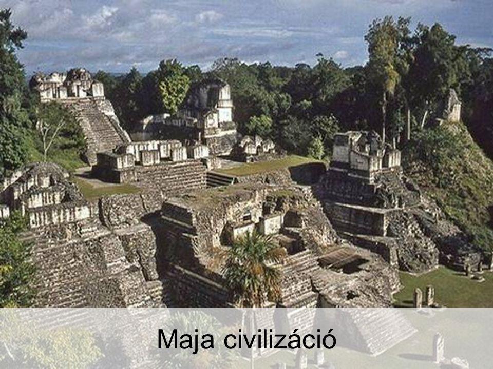 Maja civilizáció