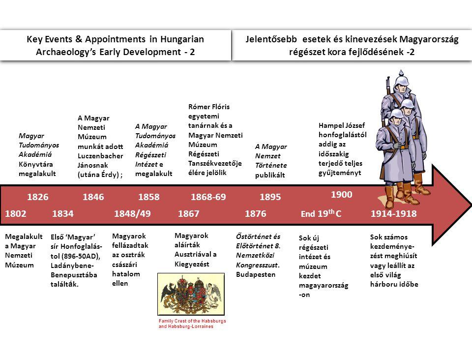 Megalakult a Magyar Nemzeti Múzeum 1802 Első 'Magyar' sír Honfoglalás- tol (896-50AD ), Ladánybene- Benepusztába talált á k.