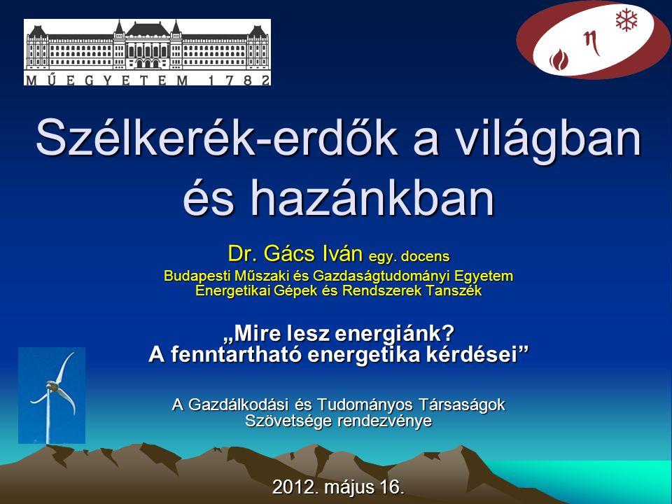 A villamosenergia-termelés szerkezete (IEA) IEA, világ 2/16