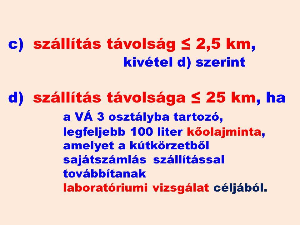 járműről értékesíthető áruk köre bővül: UN 1057 öngyújtók (öngyújtó utántöltők) UN 1202 gázolaj (dízelolaj, könnyű fűtőolaj) UN 2794 nedves, savas akkumulátortelepek