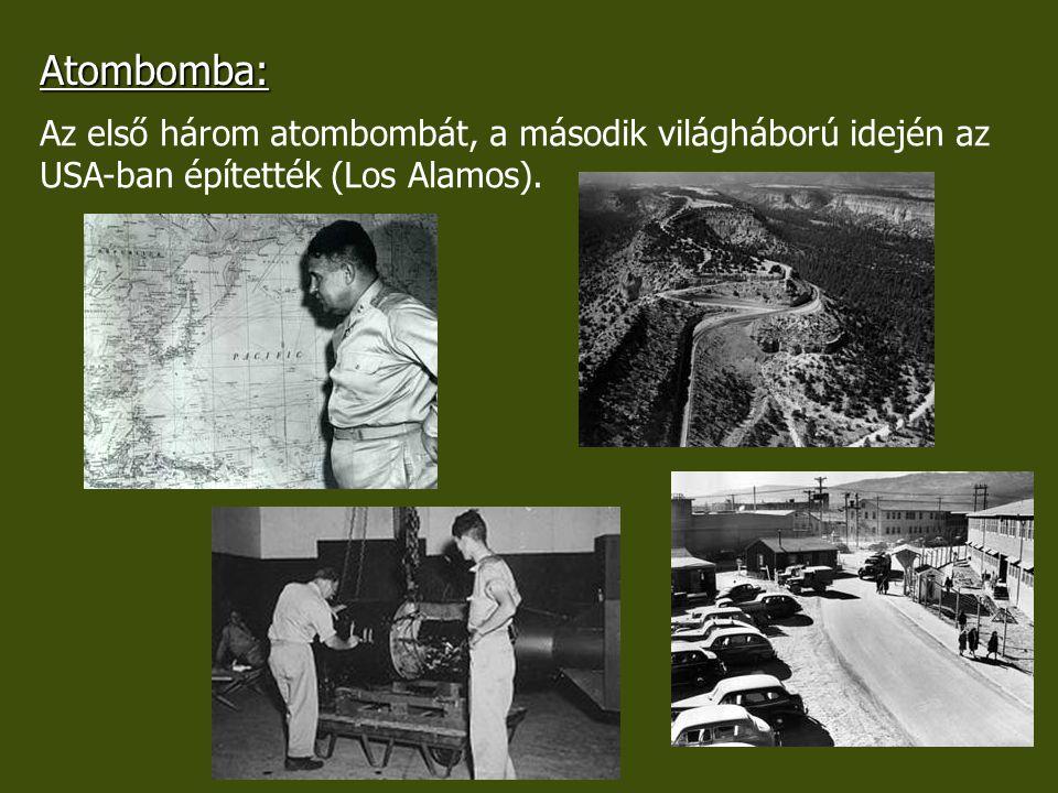 A paksi atomerőmű: - 4 reaktorblokk (VVER-440) - N- Nyomottvizes -E-Elektromos teljesítmény: 4·460 MW (ez 40%-az országos felhasználásnak) -Ü-Üzemanyag: 42 t UO 2 (2,4-3,6% 235 U) - Üzembe helyezés: 1982 - 1987