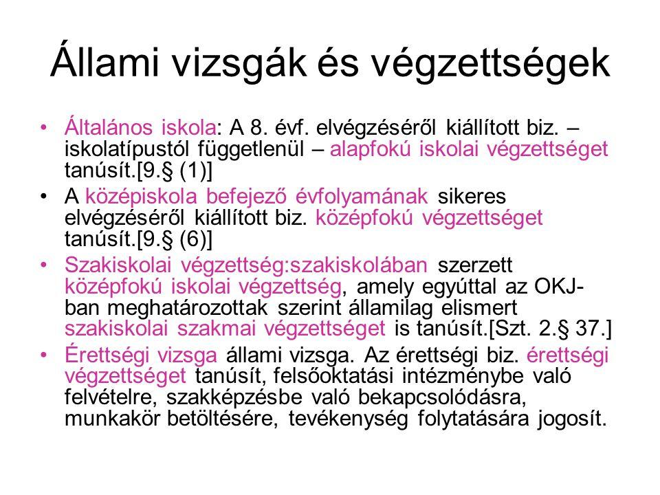 Hatályba lépés – átmeneti rendelkezések •- Lépcsőzetes hatálybalépés a 91.§ alapján; •- A 2012.I.01.