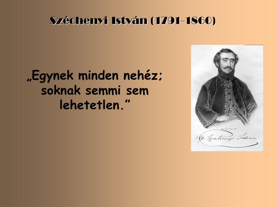 """Kossuth Lajos (1802-1894) """"Nagy ésszel csak nagyot lehet tévedni."""