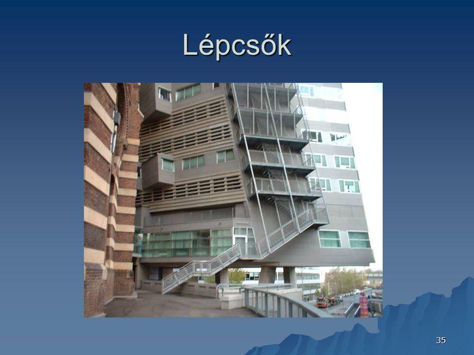 35 Lépcsők