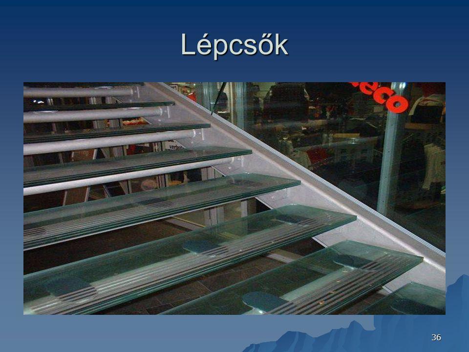 36 Lépcsők