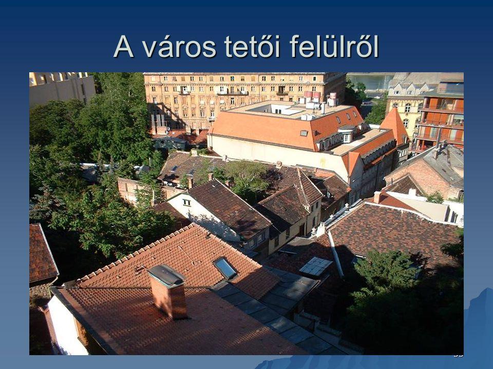 55 A város tetői felülről
