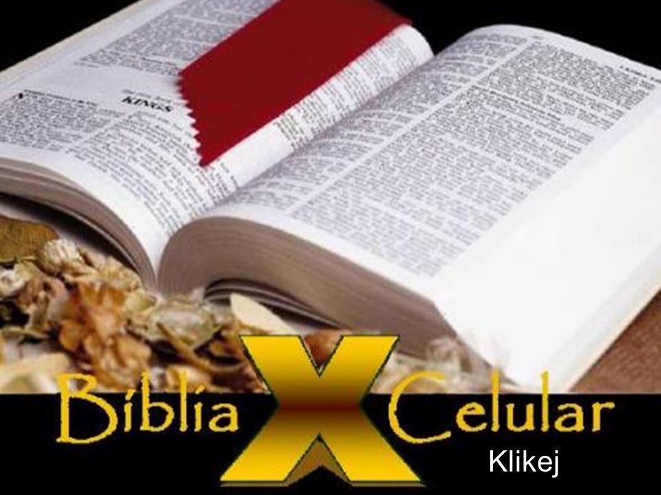 A BÍBLIA E O CELULAR Klikej