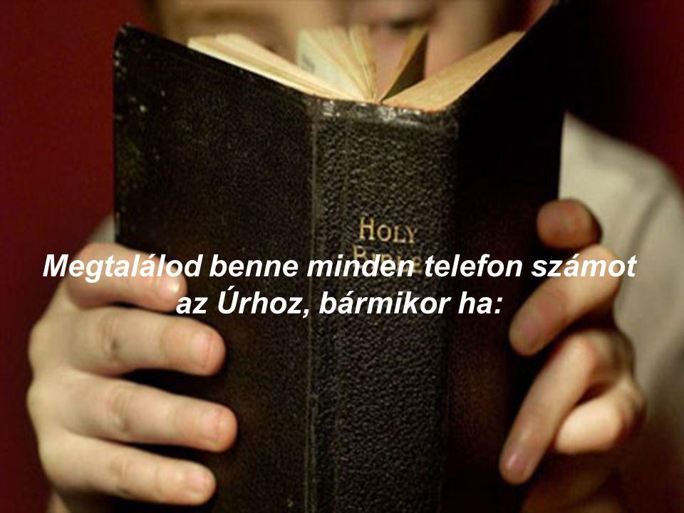 """""""Keressétek az Urat, a míg megtalálható, hívjátok őt segítségül, a míg közel van. Ézsaiás könyve 55."""