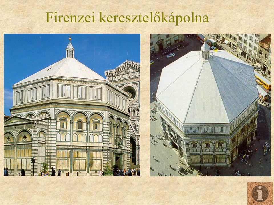 Firenzei keresztelőkápolna