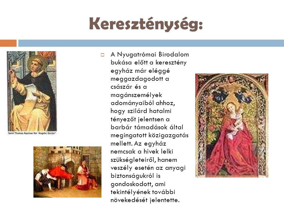 M ű vészet  Középkori művészet alatt Európa i.sz.