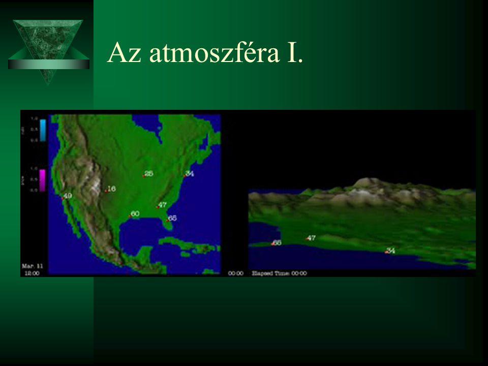 Az atmoszféra I.