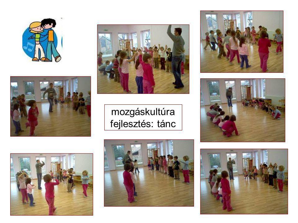 mozgáskultúra fejlesztés: tánc