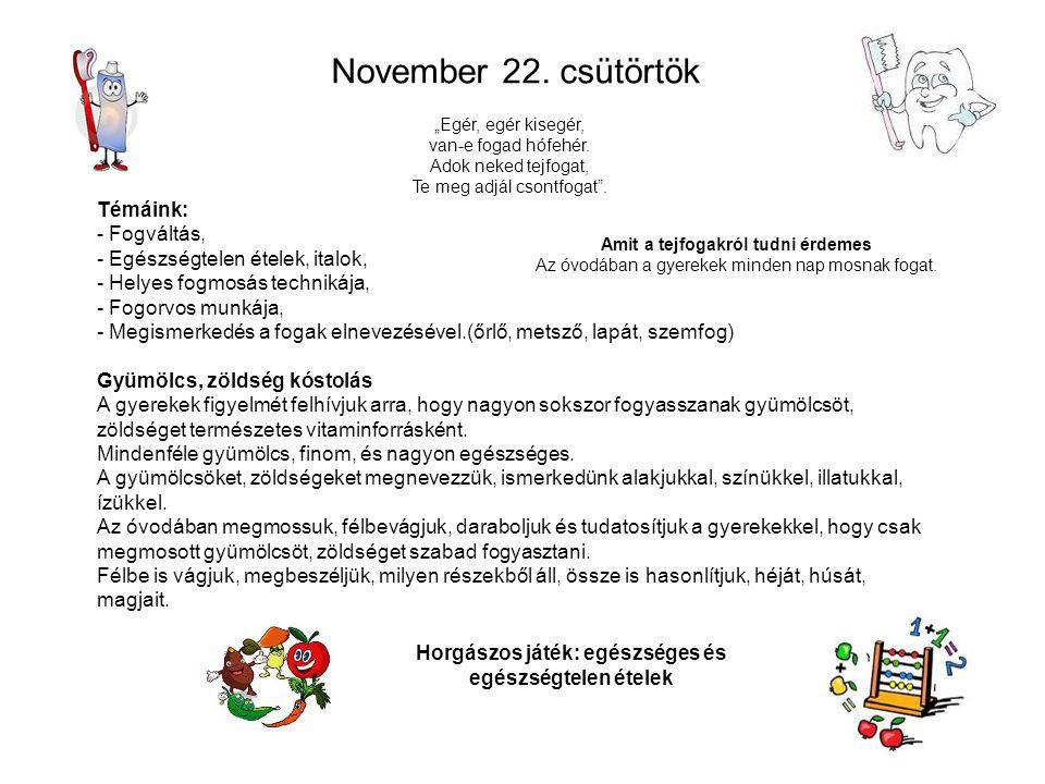 November 25.