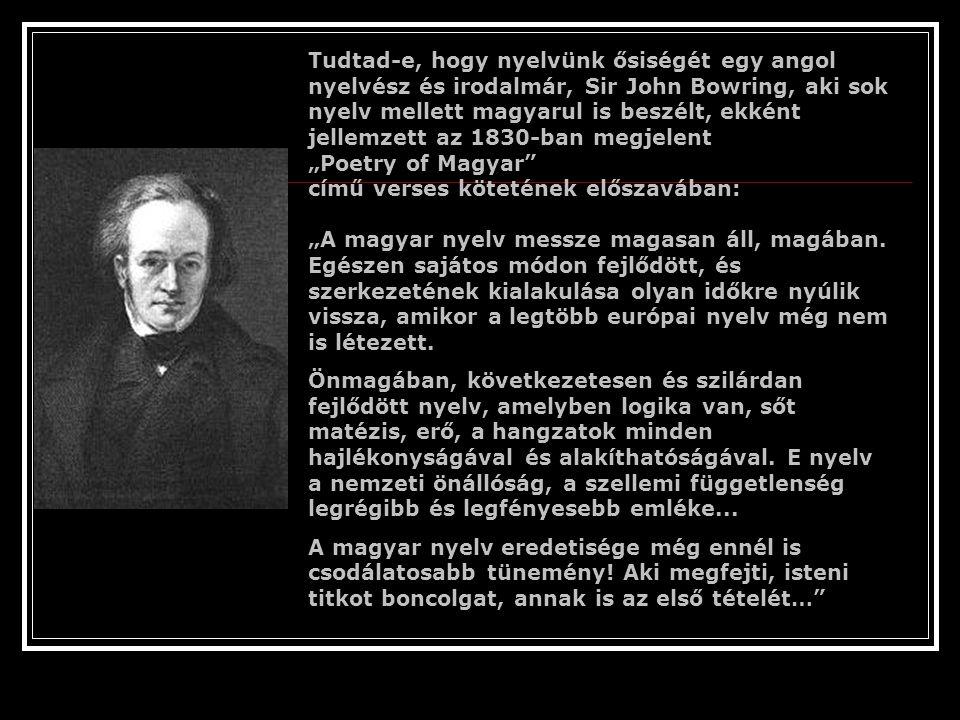 """Grover S. Krantz amerikai kutató: """"A magyar nyelv ősisége Magyarországon /.../ meglepő: úgy találom, hogy átmeneti kőkori nyelv, megelőzte az újkőkor"""
