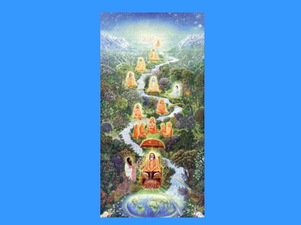Az Abszolútnak vagy Bráhmannak a Véda a teste, mely mögött az Átma szingularitása honol.