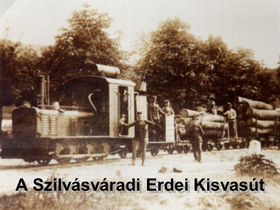 Szeretettel várja Önöket a Szalajka-völgyben a Szilvásváradi Kisvasút! EGERERDŐ Zrt.