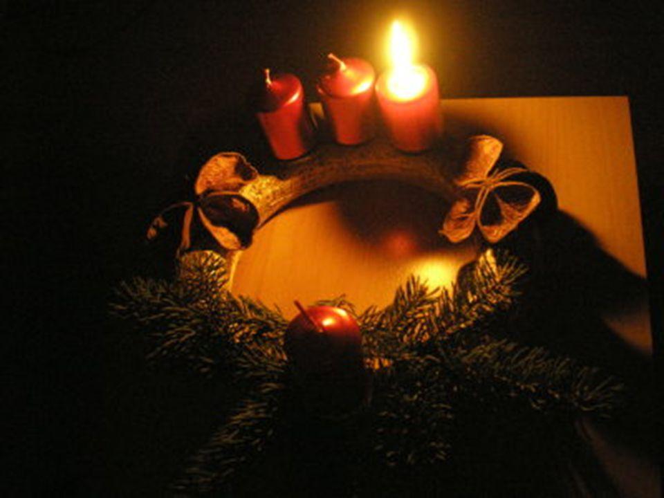 Advent angyalai Az első vasárnap angyala Négy héttel karácsony előtt valami nagyon fontos dolog történik: egy angyal kék köpenybe öltözve leszáll az é