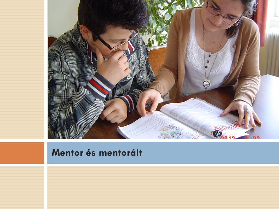 Mentor és mentorált
