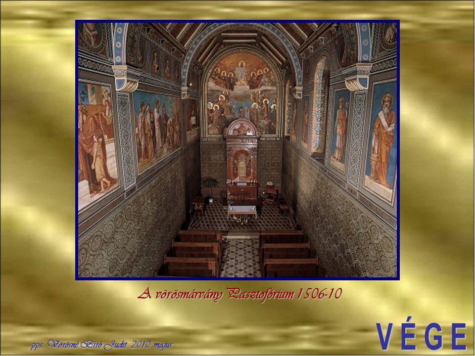 Az i.sz.IV-VI. században egy ókeresztény bazilika állt itt.