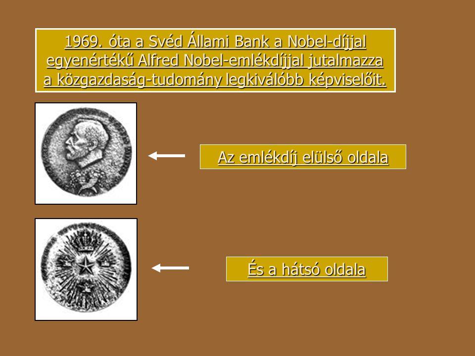 Magyarország büszkeségei, a magyar Nobel-díjasok: A sorban az első Lénárd Fülöp.