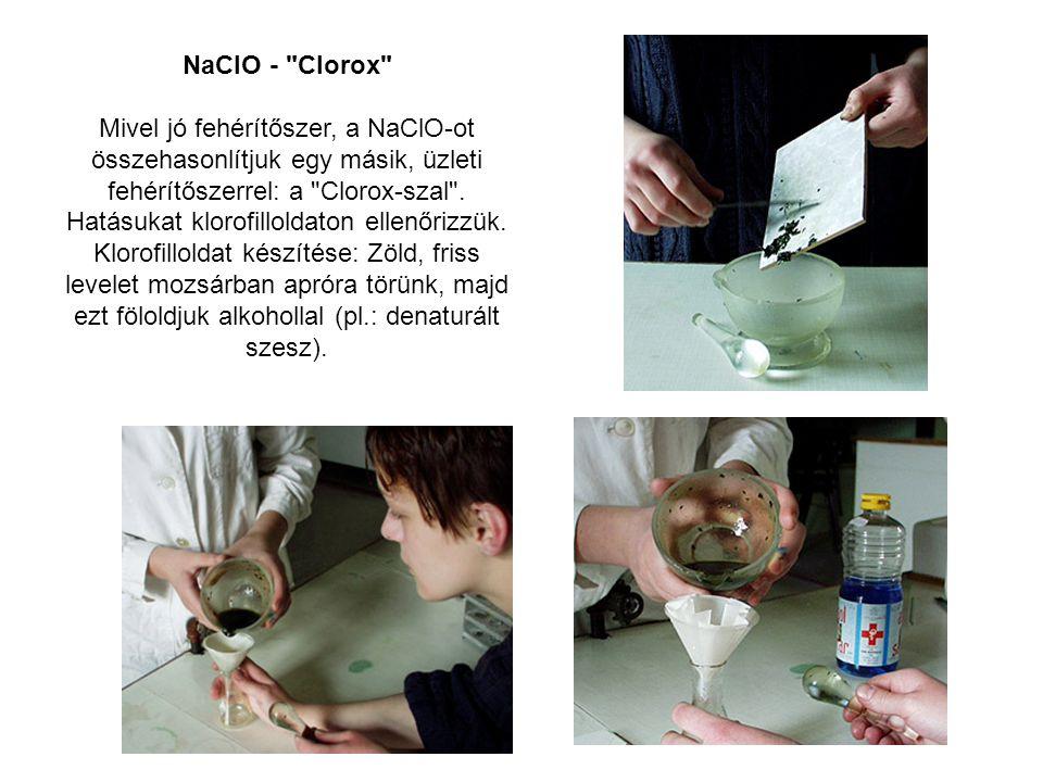 NaClO -