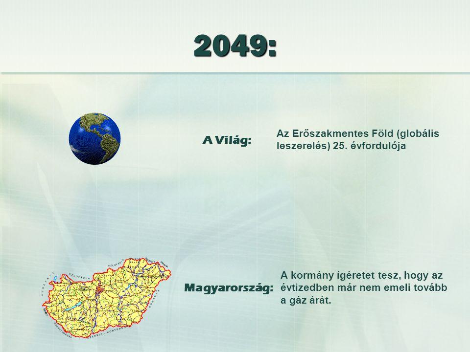 Az Erőszakmentes Föld (globális leszerelés) 25.