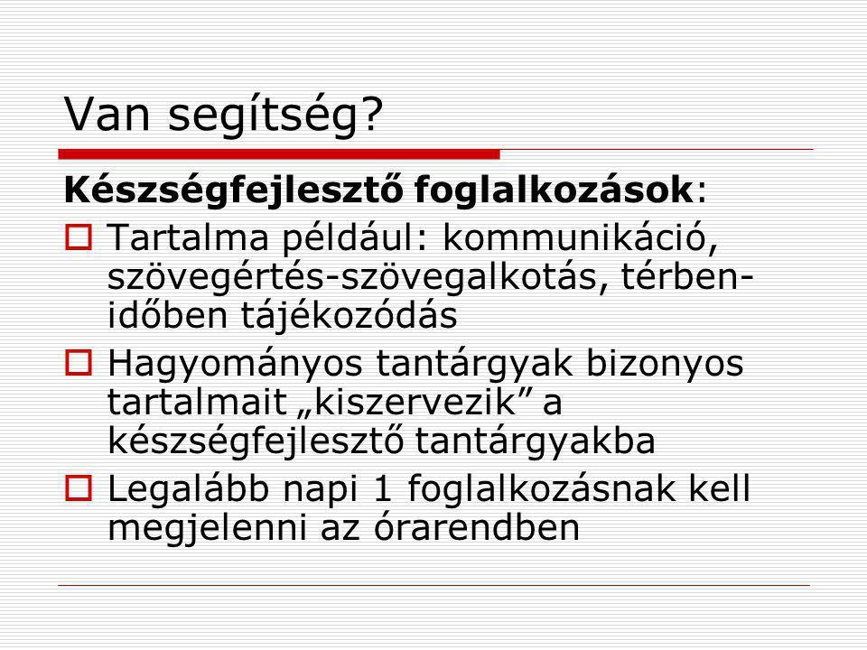 Források  Bagdy Emőke-Telkes József: Személyiségfejlesztő módszerek az iskolában Nemzeti Tankönyvkiadó Bp.