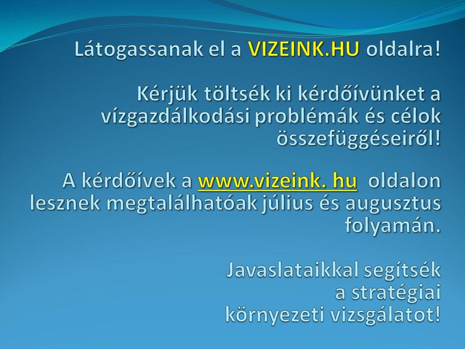 További információk: Benkő Dóra, VKKI, benko.dora@vkki.hu Szilvácsku Zsolt, RESPECT Kft, zsolt.szilvacsku@respect.hu