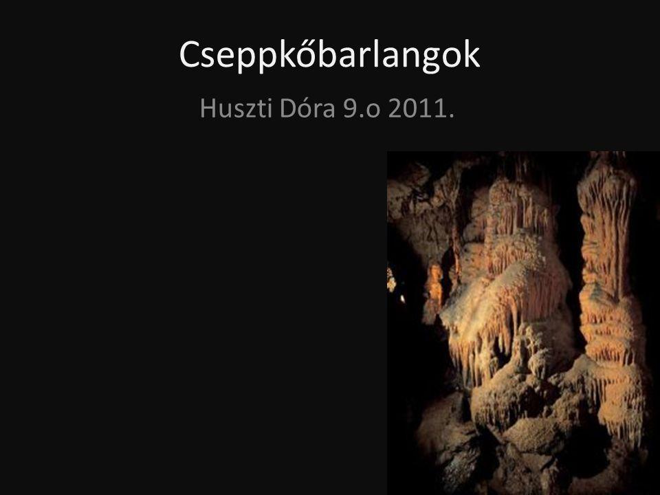 Abaligeti cseppkőbarlang • A Mecsek leghosszabb patakos barlangja • a Mecsek északnyugati részén található Bodó- hegy oldalában • 1768-ból származik az első adat a barlang bejárásáról ; Sokáig csak az elő ürege volt ismert, amelyet a falu első plébánosa Riedl Antal, házának felépültéig pincének használt, s ezért a helybéliek Paplikának keresztelték el