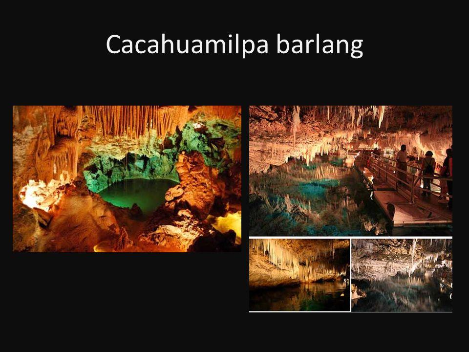 Cacahuamilpa barlang