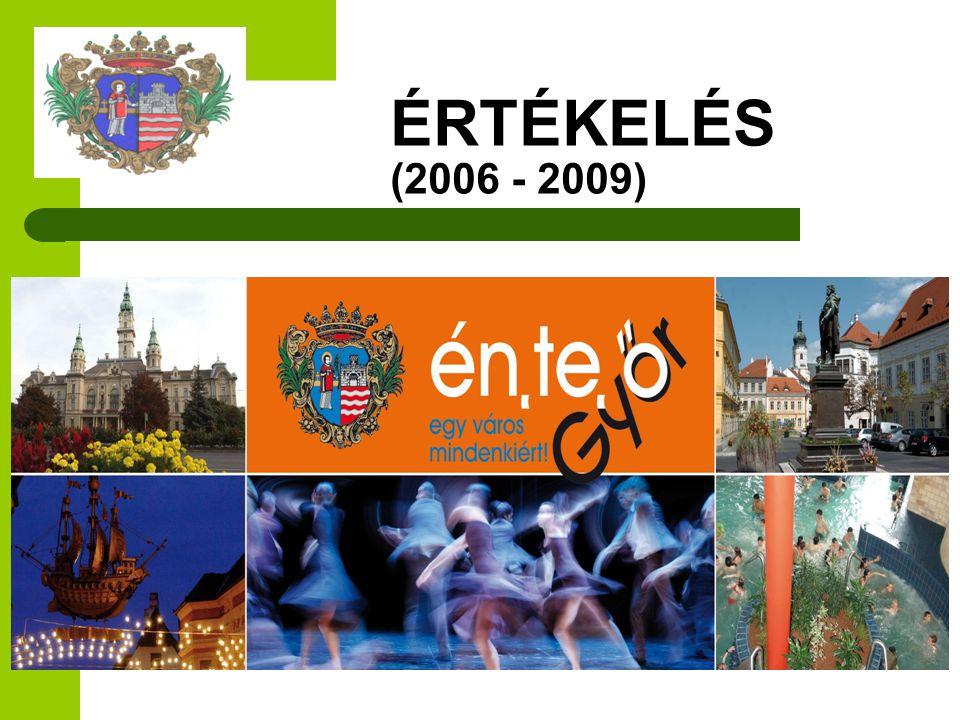 ÉRTÉKELÉS (2006 - 2009)