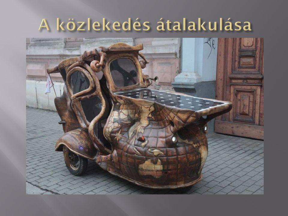 TÜV E-mobilitas 2013 * Véghely * gsinfo@gaiasolar,com GAIASOLAR Vizi közlekedés