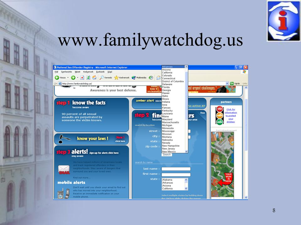 8 www.familywatchdog.us